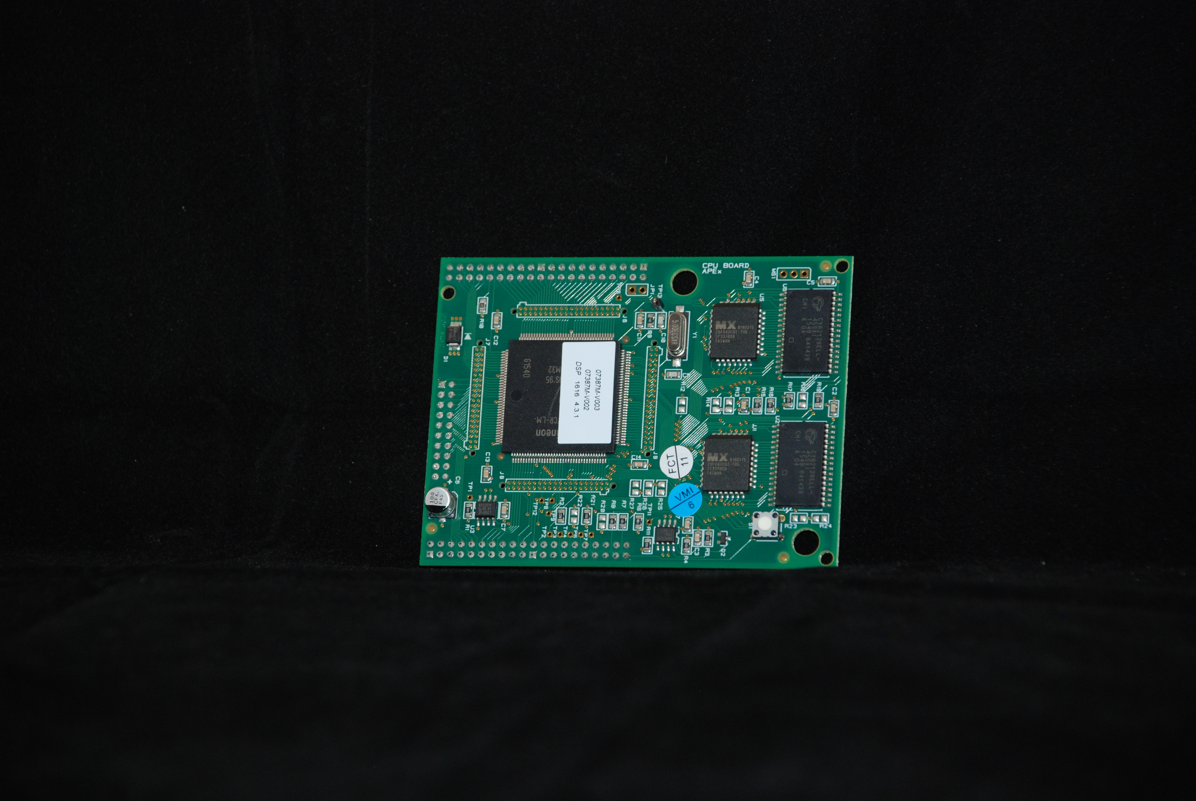 In Line Metal Detection Apex Analytical Instrument Parts Detector Circuit Boards View 090726 Microcontroller Board